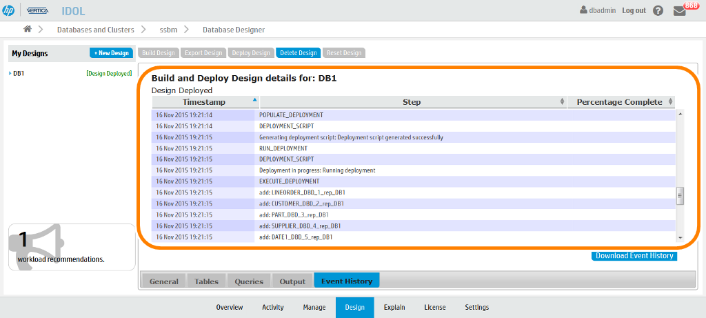 Vertica Management Console - Database Designer_2015-11-16_19-25-46